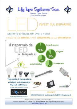 Promozione Lampade e Dispositivi LED